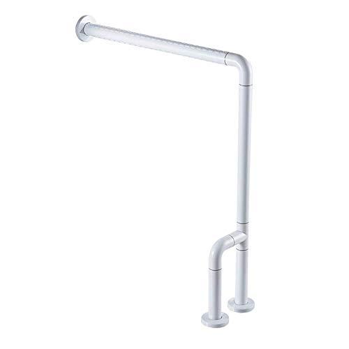 Armlehne L-förmiger Edelstahl-Toiletten-Badezimmer-rutschfester Sicherheitshandlauf ältere behinderte Sperren-Schienen können 300kg tragen