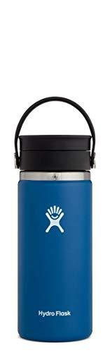 Hydro Flask Stainless Steel Coffee Travel Mug - 16 oz, Cobalt