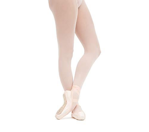Repetto Julieta – Caja grande con suela suave – Satin Melon – Dance Mujer – 7