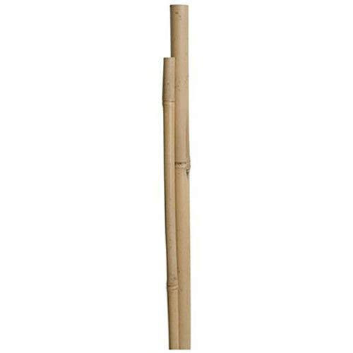 Bond SMG12031 Miracle-Gro 4 ft x 5/16 in Packaged Bamboo Stakes, 12 pack, Natural