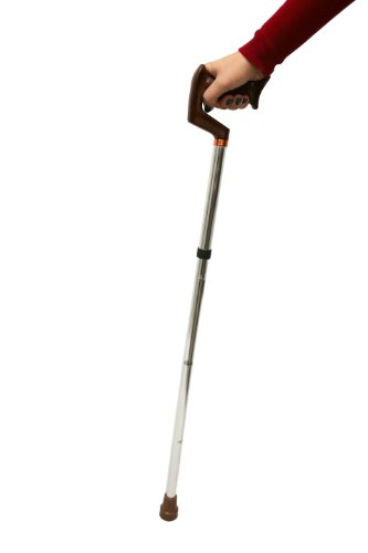Danny's World® Foldable Cane with Curved No-Slip Handle