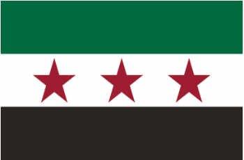 Flagge Syrien 1932 90 x 150 cm Fahne