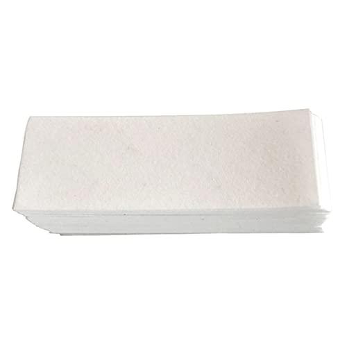 Balacoo 600Pcs Chromatographie Papier Streifen Quantitative Filter Papier Labor Reinigung Papier Für Chemie Labor Schule Klassenzimmer