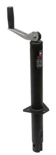Husky 30775 2,000 lbs A-Frame Top Wind Trailer Jack