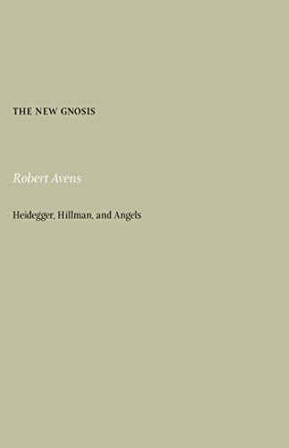 The New Gnosis: Heidegger, Hillman, and Angels (English Edition)