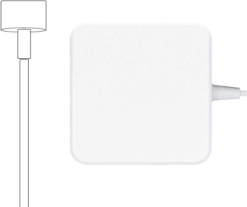 Replacement for MacBook Air Charger 45W T-Tip Power Supply Adapter Mac Book Air Charger Compatible with MacBook Laptop 11 inch and 13 inch After Mid 2012 by Uflatek