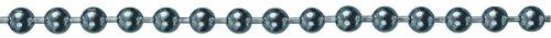 HSI 137651.0 Kugelkette Messing verchromt 4,5mm Rolle 25 m