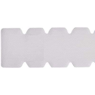 Protector Pala de Padel Dentado TRANSPARENTE Rugoso resistente