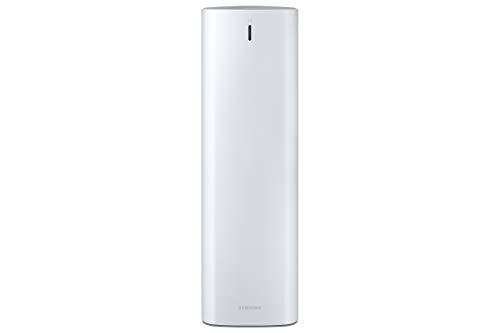 Samsung Aspirazione VCA-SAE90B/WA, Clean Station Svuotamento Automatico del Serbatoio della Polvere, Bianco