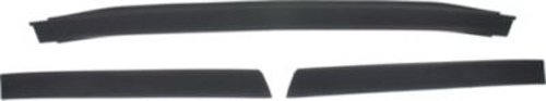 Crash Parts Plus Textured Front Air Dam Deflector Valance Apron for Chevrolet Malibu Parts Link # GM1092236