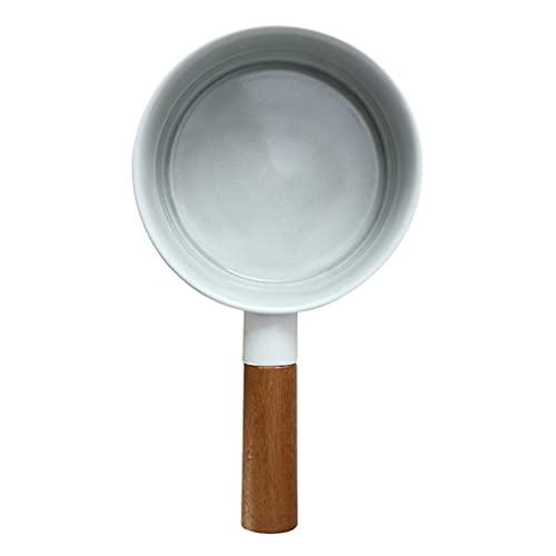 HEMOTON Tazones de sopa de cebolla francesa de cerámica con asas Woood, ensalada de cereales de estilo japonés, cuenco de fideos instantáneos, vajilla para el hogar, restaurante y varios colores