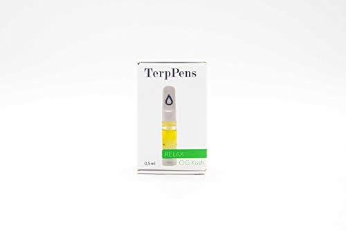 TerpPens RELAX Vape-Stick CBD-Kartusche...