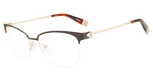 Furla Brillen Damen VFU188S stainless steel (braun)