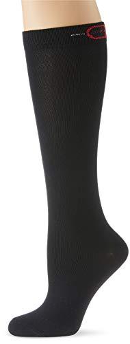 Covalliero Damen Reitstrümpfe Grado schwarz, Größe 40-42