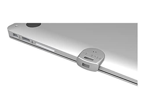 Compulocks MBPRLDG01Maclocks The Ledge–slot di sicurezza serratura–argento–Adattatore per Apple MacBook Pro con display Retina (13.3in 15.4in compresse)–( portatile di sicurezza accessori)
