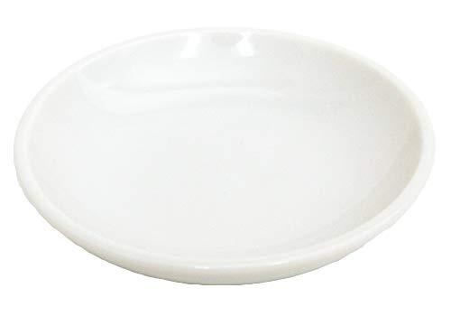 白皿 白 2.5神皿 神棚用品 磁器 美濃焼 8y870-34-404