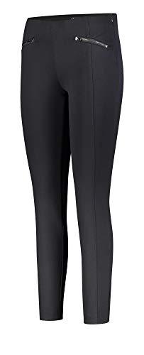 MAC Jeans Damen Dream Ankle Luxury Skinny Jeans,Schwarz (Black 090),42/29