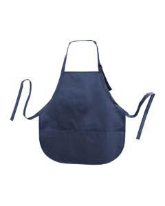 Liberty Bags Sara Adjustable Apron (Navy) (ALL)