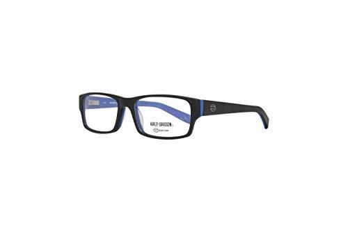 HARLEY-DAVIDSON Brille Herren Schwarz Lese-Brillen Brillen-Gestell Brillen-Fassung