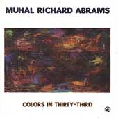Colors in Thirty-Third