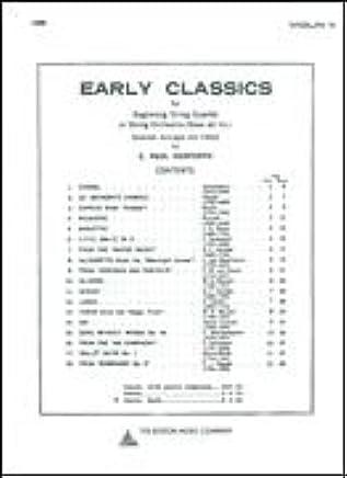 Early classici per Beg. STR 4TET V2