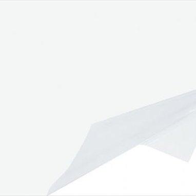 Unbekannt Schondecke transparent glasklar Tischdecke 160 x 220 OVAL Normale Qualität Meterware