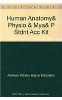 Human Anatomy& Physio & Mya& P Stdnt Acc Kit