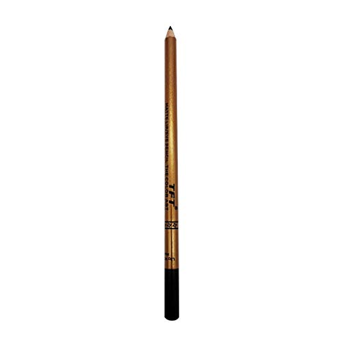 Kapian Eyeliner Eyebrow Pencil Lip Liner,Multi-Funktions Waterproof Augenbrauenstift, 3 IN 1 Eyebrow Eyeliner Lip Liner Pencil wischfest Kosmetik Make-up-Tool Super Liner für Einen Präzisen Lidstrich