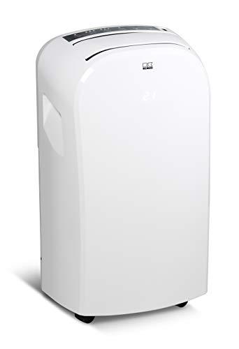 REMKO Raumklimagerät MKT 295 Eco, weiß (Klimagerät für ca. 90m³, Kühlleistung 2,9 Kw, incl. Fernbedienung) 1616295