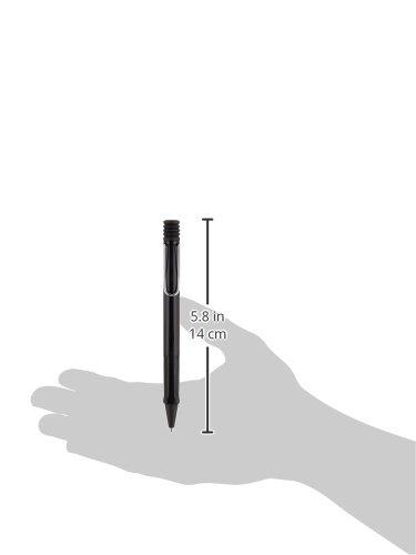 LAMYラミーボールペン油性サファリシャイニーブラックL219BK正規輸入品