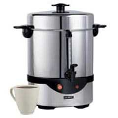 Percolator / Hot Water Pumps : Mr. Coffee 45 Cup Commercial Coffee Urn