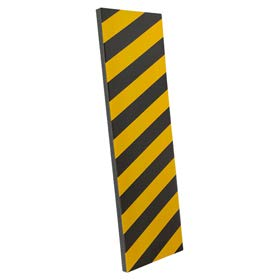 Bikain BI2123 Protection latérale 120 x 25 cm – XXL – 1 unité, Noir