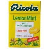リコラ  レモンミントハーブキャンディー シュガーフリー  45gx10個