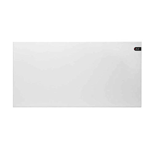 Adax Neo Wall Mounted Electric Panel Heater With Timer, Thermostat. Modern,...