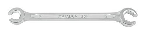 MATADOR 0251 3032 Offene Doppelringschlüssel, 30 x 32 mm