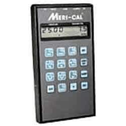 "Meriam DP2000I-KIT D MeriCal Digital Pressure Calibrator/Manometer Manometer Kit; 2000"" H2O Differential"