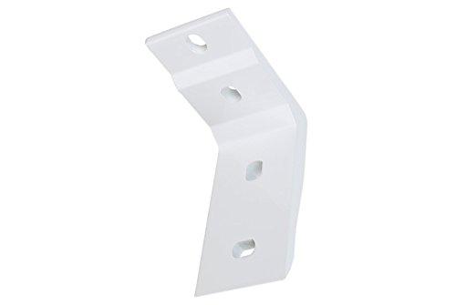 paramondo Deckenhalterung für Kassettenmarkise Line | weiß, 2er Set