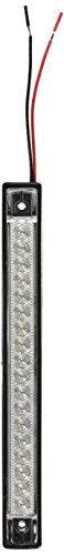 """T-H Marine LED-51811-DP LED Slim Line Utility Strip Lights, 8"""" - Blue"""