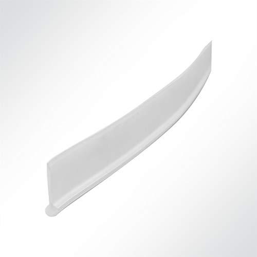 LYSEL® PVC-Keder Vorzeltkeder für Vorzelte und Bodenschürzen weiß 7mm Durchmesser