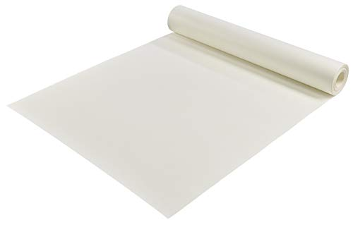 Milchtütenpapier | hochwertige 1A Qualität, 210 g/m² | Milchkarton Weiß | 1 m x 55 m² | Abdeckmaterial | Schutzkartonage