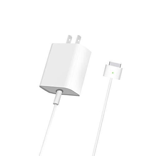 Compatible con el Cargador Mac Pro AC 60W Adaptador de CA Cargador magnético con Punta en T Adecuado para Mac Pro Air Mid 2012 2013 2014 2015 de 13 Pulgadas Modelos A1425 A1435