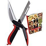 Multi-Function 6 in 1 Kitchen and Camp Cooking Gadget- FREE Recipe Book Included (1)