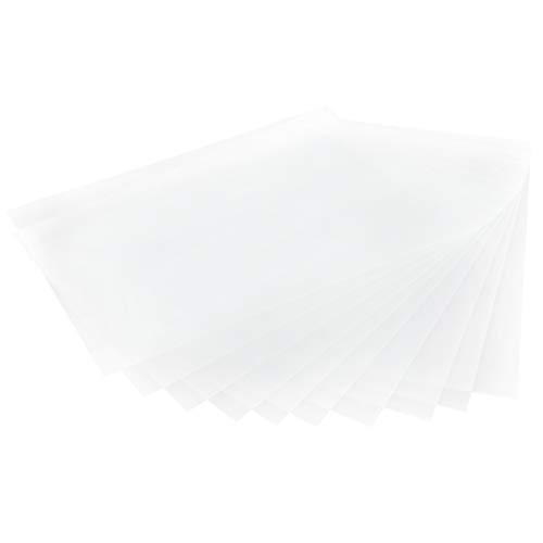 Shrinky Art Plastic Shrink Dinks, pellicola termoretraibile luminosa, pellicola termoretraibile alla moda, 10 pezzi di carta shink fai da te, per decorazione pendente per fai da te per