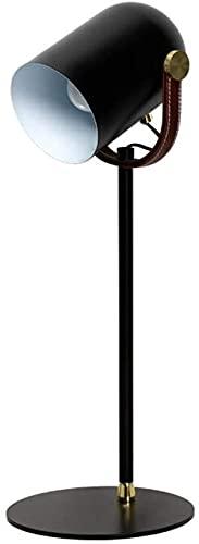 nakw88 Lámpara Escritorio Lámpara de Mesa Creativa lámpara de Lectura de Escritorio nórdica Minimalista Moderna Estudio Trabajo Oficina protección Ocular lámpara de Mesa LED 20 * 55 cm