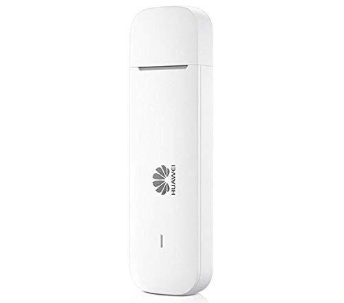 Huawei entsperrt E3372h-320 LTE / 4G 150 Mbit / s mobiler USB-Breitbanddongle (weiß)