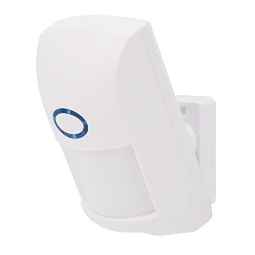 Home Security Motion Sensor Alarm,Wifi Infrared Household Intelligent Security Burglar Alert System Infrared Security Alarm for the Front Door, Corridor, Window Frame