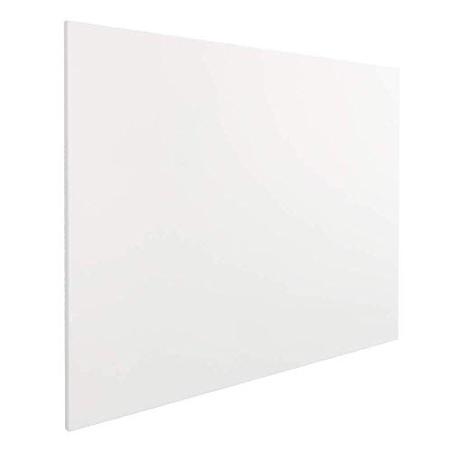 Vivol Eco Magnetic Whiteboard 100x200   Rahmenlos Design   Magnettafel Whiteboardwand Magnetwand   ohne Rahmen   9 Größen   Hoch- und Querformat…