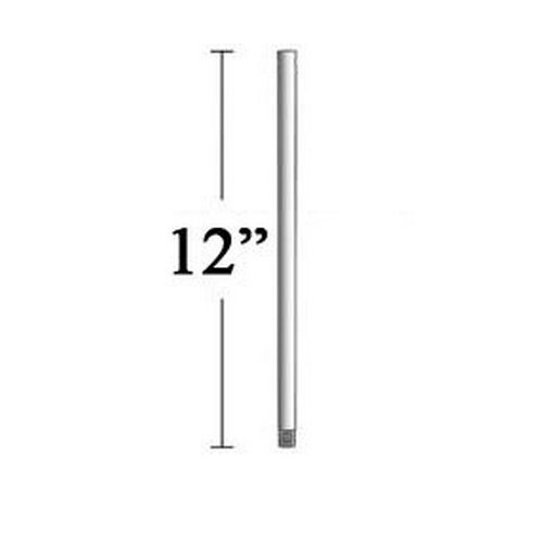 Minka-Aire 12 Inch Ceiling Fan Downrod - White - DR512-44