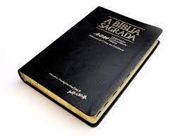 Bíblia ALMEIDA CORRIGIDA FIEL - Preta - Letra Gigante - Índice