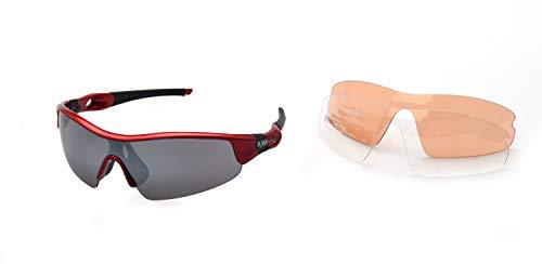 Ravs Gafas de ciclismo, gafas de ciclismo, gafas deportivas, gafas de sol...